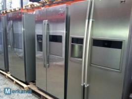 Amerikanischer Kühlschrank Lg : Lg side by side kühlschränke restposten b ware