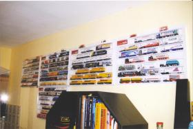 Foto 3 LKW-Sammlung Werbetrucks!!! H0 Herpa, AMW, Albedo, Wicking usw keine Metallmodelle