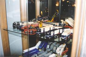 Foto 4 LKW-Sammlung Werbetrucks!!! H0 Herpa, AMW, Albedo, Wicking usw keine Metallmodelle