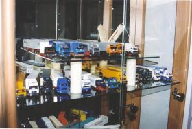 Foto 5 LKW-Sammlung Werbetrucks!!! H0 Herpa, AMW, Albedo, Wicking usw keine Metallmodelle