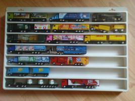 Foto 4 LKW Sammlung mit ca. 200 LKW´s