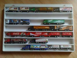 Foto 8 LKW Sammlung mit ca. 200 LKW´s