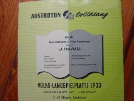 LP ''la traviata''