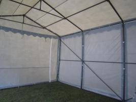 Foto 5 Lagerzelt Lagerhalle 3x6m stabil, wasserdicht NEU