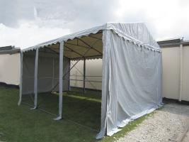 Foto 6 Lagerzelt Lagerhalle 3x6m stabil, wasserdicht NEU