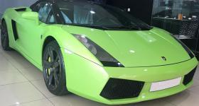 Lamborghini Gallardo LP520 Spyder
