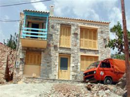Foto 3 Landhaus Neubau aus Naturstein nahe Petalidi/Griechenland