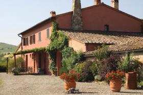 Foto 2 Landhaus in Val d'Orcia mit privaten Pool