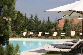 Foto 5 Landhaus in Val d'Orcia mit privaten Pool