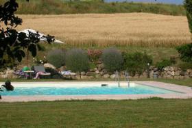 Foto 6 Landhaus in Val d'Orcia mit privaten Pool