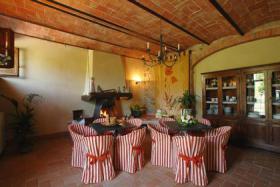 Foto 8 Landhaus in Val d'Orcia mit privaten Pool