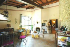 Foto 10 Landhaus in Val d'Orcia mit privaten Pool