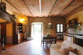 Foto 11 Landhaus in Val d'Orcia mit privaten Pool
