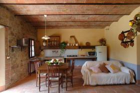 Foto 13 Landhaus in Val d'Orcia mit privaten Pool