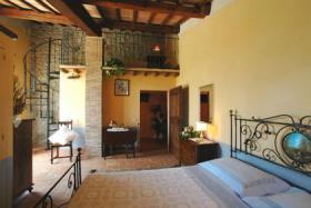 Foto 14 Landhaus in Val d'Orcia mit privaten Pool