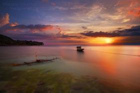 Foto 25 Landschaftsfoto von Philippine Travelclub Photography, Poster 50x75cm