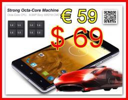"Landvo L550 5"" 8-Core IPS 1/8GB Smartphone Euro 60"