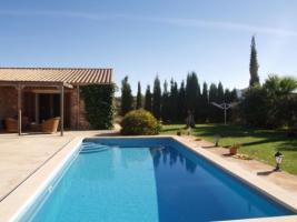 Foto 2 Langzeitmiete Mallorca: Ruhige 140 m2 Neubau Pool Finca nahe Felanitx