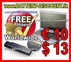 Laptop Battery 7800mAh Dell Studio nur € 18 – versandkostenfrei