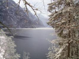 Winter am Königssee