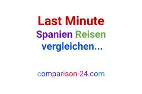 Last Minute Spanien Reisevergleichen