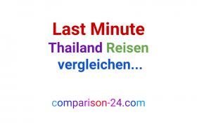 Last Minute Thailand Reisevergleich