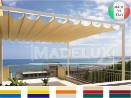 Foto 4 Laube Dach Terrasse Personalisiert Neu Gartenzelt Pavillon 3x5