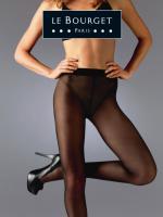 Laufmaschensichere Strumpfhose - Bikini-Höschen - Collant No Risk 20D - 20 DEN
