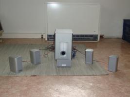 Lautspechersystem 5.1