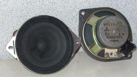 Lautsprecher 2x, 5W / 4 Ohm
