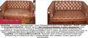 Foto 2 Ledersitzmöbel:reinigen, färben, pflegen