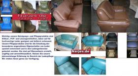 Foto 3 Ledersitzmöbel:reinigen, färben, pflegen