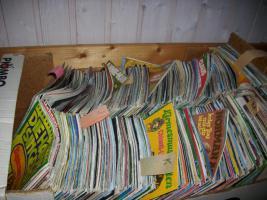 Foto 4 Leere Original Singl-Schutzhüllen