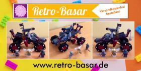 Lego Chima Set 70004 Wakz' Wolfstracker / 16€ VERSANDKOSTENFREI!