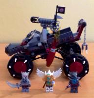 Foto 6 Lego Chima Set 70004 Wakz' Wolfstracker / 16€ VERSANDKOSTENFREI!