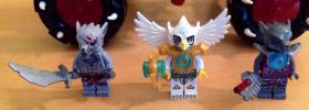 Foto 7 Lego Chima Set 70004 Wakz' Wolfstracker / 16€ VERSANDKOSTENFREI!