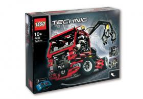 lego technic 8436 truck mit pneumatik kran technic. Black Bedroom Furniture Sets. Home Design Ideas
