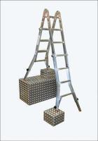 Foto 8 Leitern u. Gerüste (Stehleiter-Anlegeleiter-Standleiter-Sprossenleiter
