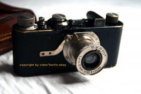 Leitz Leica I 1 N°10392 Produktionsjahr 1928