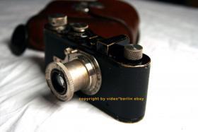Foto 2 Leitz Leica I 1 N°10392 Produktionsjahr 1928