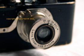 Foto 3 Leitz Leica I 1 N°10392 Produktionsjahr 1928