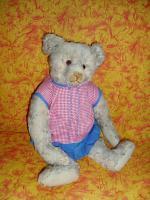 Foto 2 Liebhaberin sucht in liebevolle Hände alte Teddys bis 60er Jahre