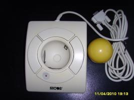 Foto 2 Liebhaberstück SICOS Trackball Maus / auch für Sammler