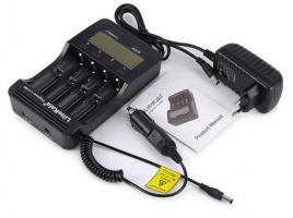 Liitokala Lii500 Battery Charger nur 14€ E-CIG