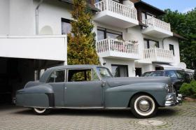 Lincoln Continental Coupe V12 1948