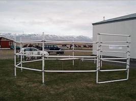 Foto 5 Longierzirkel als wichtiges Rund für Ihre Pferde ab 699, - €