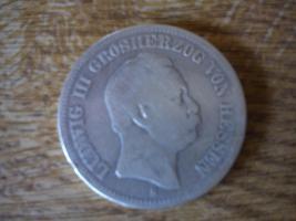 Ludwig III Grosherzog von Hessen (H) 1877