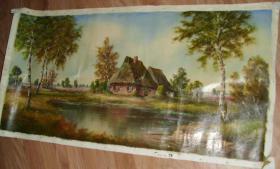 Foto 2 Lüneburger Heide (Gemälde)