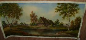 Foto 3 Lüneburger Heide (Gemälde)