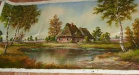 Foto 4 Lüneburger Heide (Gemälde)